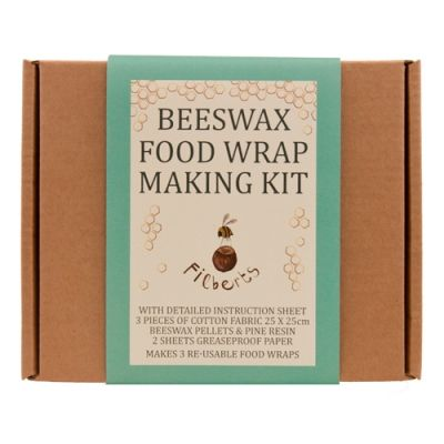 Beeswax Food Wrap Making Kit