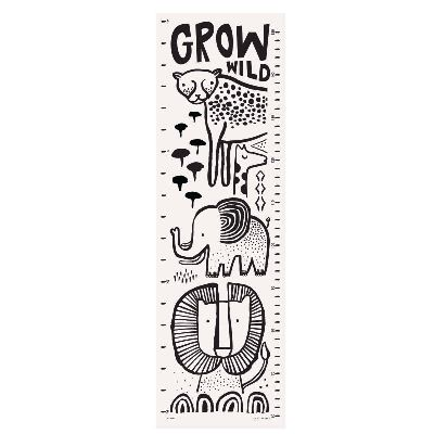 Canvas Growth Chart – Safari