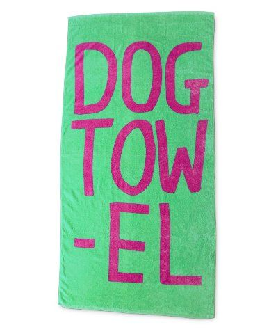 Dog Beach Towel