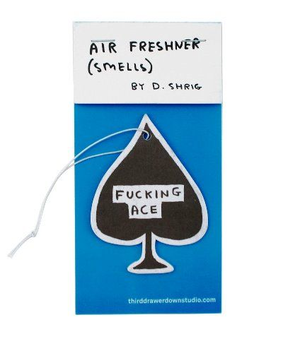 F**king Ace Air Freshener