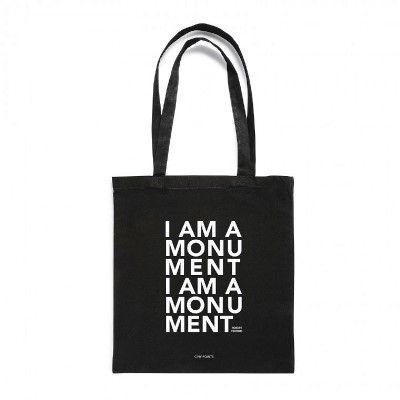 I Am A Monument - Tote Bag.