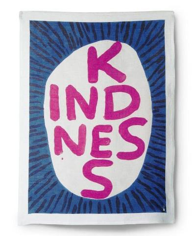Kindness Tea Towel