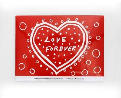 Love Forever Tea Towel Set (2 towel set)