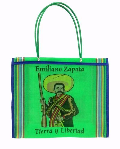 Nylon shopping bag long sleeves Zapata