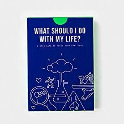 What Should I do With my Life? Card Game